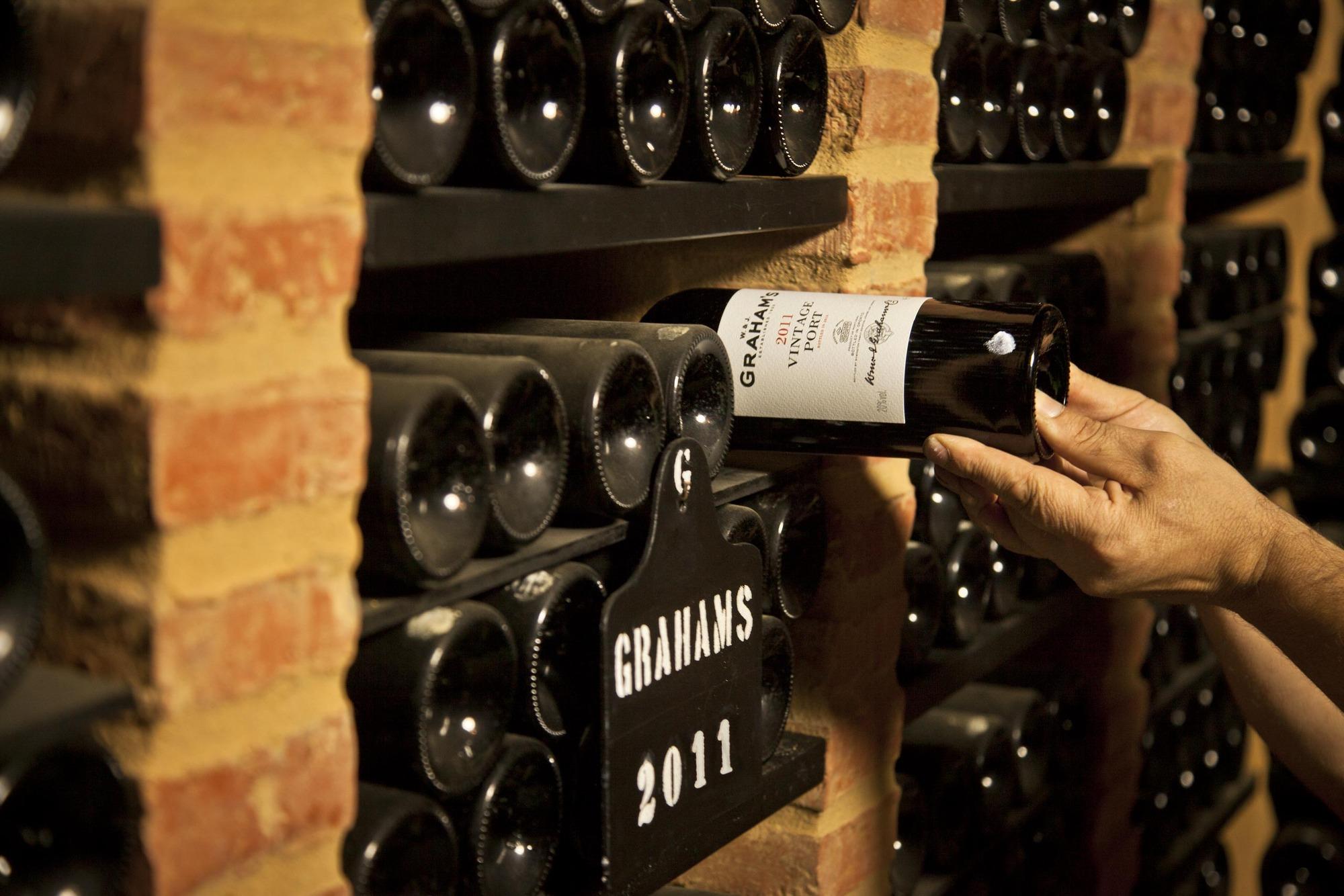 Wines 183 Graham S