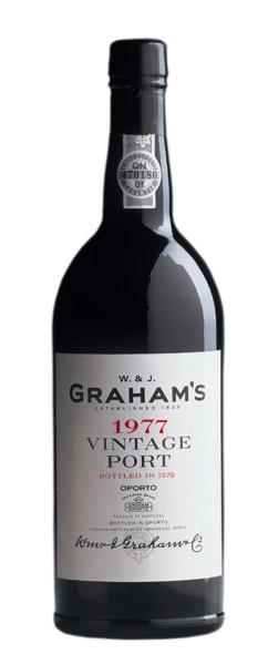 Grahams vintage puerto 1980